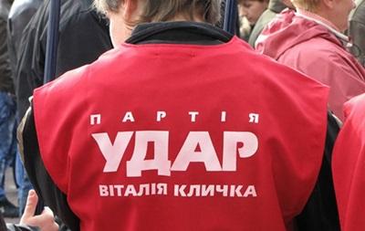 В Кировограде милиция провела обыск и задержание активиста УДАРа, заявляют в партии