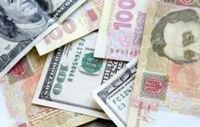 Котировки на момент открытия межбанка Украины