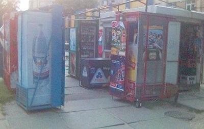 В Киеве за неделю демонтировали 45 МАФов – КГГА