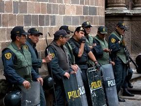 Из перуанской тюрьмы сбежали 44 заключенных