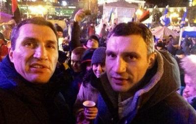 Владимир Кличко призвал лидеров Западного мира помочь Украине