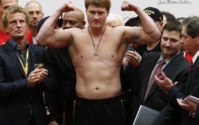Повєткін: Після бою з Кличком заробив свій перший мільйон доларів