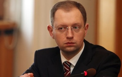 Оппозиция может войти в Кабмин, если получит всю полноту ответственности – Яценюк
