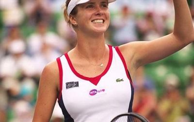 Теннис: Украинка Свитолина сотворила сенсацию на старте турнира в Париже