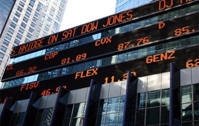Рынки США закрылись заметным снижением