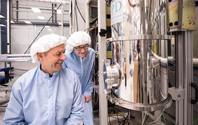 За темной материей ученые будут наблюдать  сверххолодными  камерами