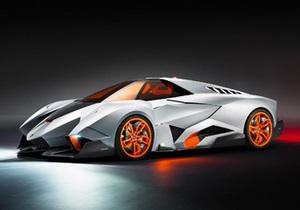 Lamborghini Egoista. Итальянский производитель выпустил одноместный гиперкар