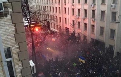 Печерский суд рассмотрит вопрос об освобождении трех участников массовых беспорядков