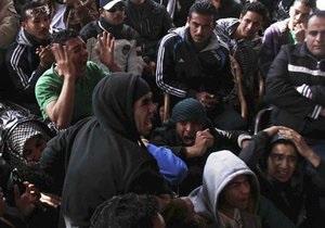 Новости Египта - массовые беспорядки в Египте: Жертвами беспорядков в Порт-Саиде стали более 30 человек, сотни раненых