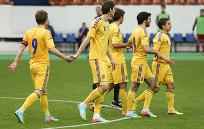 Молодежная сборная Украины сыграет в финале Кубка Содружества