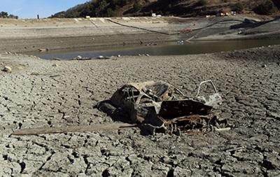 В Калифорнии 25 млн человек остались без воды из-за засухи