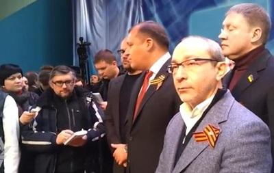 Украинский фронт по примеру дедов будет освобождать нашу землю - Добкин