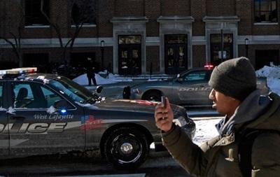 В США возле кампуса университета произошла стрельба, ранены два студента