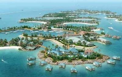 Штучні острови в ОАЕ оснастять клімат-контролем