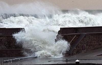 На Францию, Великобританию и Италию обрушились стихийные бедствия