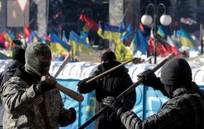 МВД проверяет информацию об исчезновении 36 активистов Евромайдана