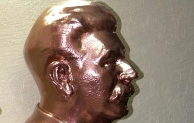 В Луцке открыли памятник Сталину