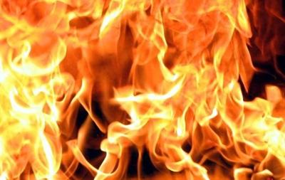 В Киеве горел городской центр крови, эвакуировали 150 человек