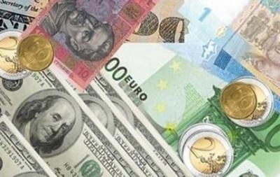 Евро на  Forex растет ко всем мировым валютам, кроме иены