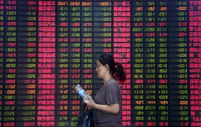 Рынок Японии  рухнул