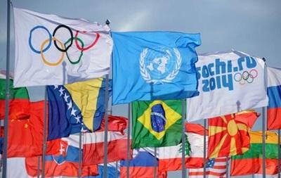 США заявляють про існування конкретних загроз, спрямованих проти Олімпіади в Сочі