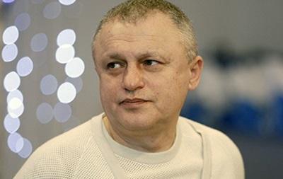 Суркис: Не вижу проблем, чтобы сыграть с Валенсией в Киеве на Олимпийском
