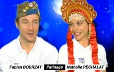 Французские спортсмены научились материться и признаваться в любви по-русски