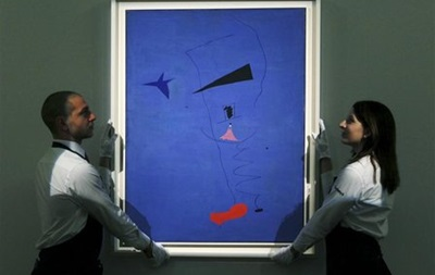 Christie's снял с торгов коллекцию картин Жоана Миро из-за разногласий с Португалией