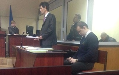 В Черкассах суд отпустил под домашний арест координатора Автомайдана Сергея Хаджинова