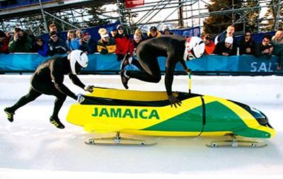 При перелете в Сочи сборная Ямайки по бобслею потеряла боб