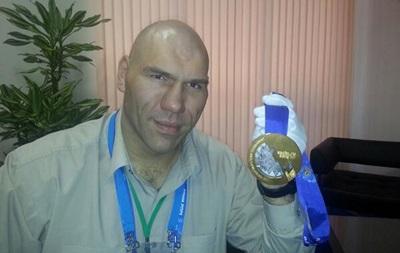 Николай Валуев примет участие в церемонии открытия Олимпиады в Сочи