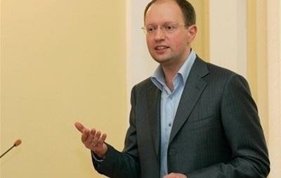 Оппозиция готова собраться для голосования по изменениям в конституцию уже во вторник – Яценюк