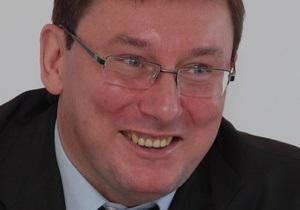 Луценко: Милиция не будет втянута в избирательный процесс