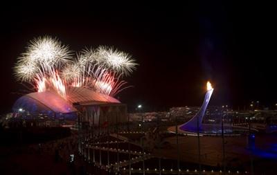 В Сочи состоялась церемония закрытия Олимпийских игр