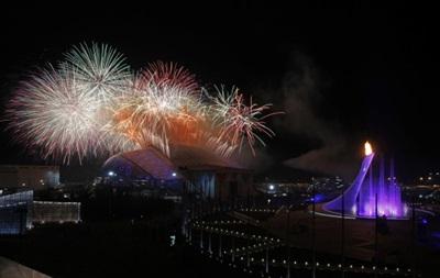 Состоялась торжественная церемония открытия Олимпиады 2014 в Сочи