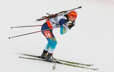 Cочи-2014. Женская сборная Украины по биатлону в спринте побежит сильнейшим составом