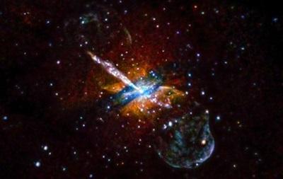 Опубликован новый рентгеновский снимок ближайшей к Земле активной галактики