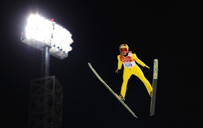 Фотогалерея: Самые яркие кадры второго дня Олимпиады в Сочи