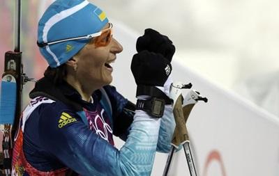 Украина выиграла первую медаль зимней Олимпиады за восемь лет