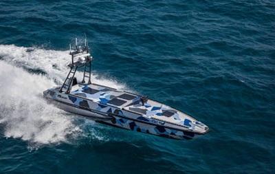 Израиль создал надводного патрульного робота Katana