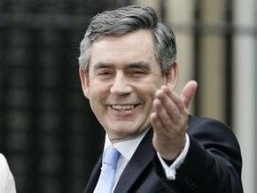 Браун пообещал опубликовать в интернете данные о расходах британских депутатов