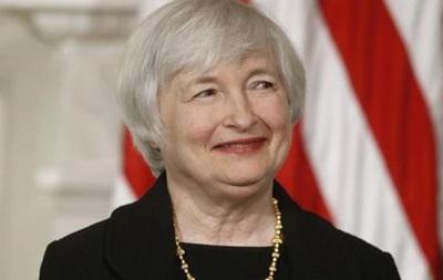Рынки США снижаются в ожидании выступления главы ФРС в Конгрессе