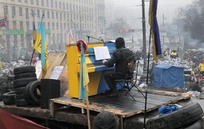 Итоги понедельника: решение ЕС по Украине и концерт на баррикадах