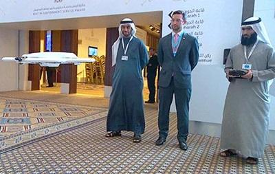 В ОАЭ для доставки почты будут использовать беспилотники