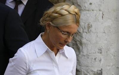 Прокуратура считает законным отказ Тимошенко в переводе на участок соцреабилитации