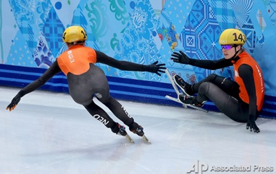 Фотогалерея: Самые яркие кадры четвертого дня Олимпиады-2014