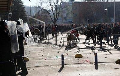 Объединение  Боротьба  12 февраля принесет под представительство ЕС в Киеве коктейли Молотова