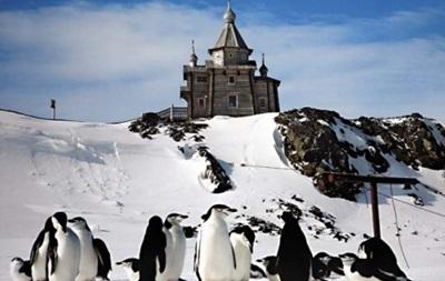 В Антарктиде освятят православный храм