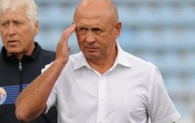 Международный суд заставит тренера Ильичевца выплатить 200 тысяч долларов