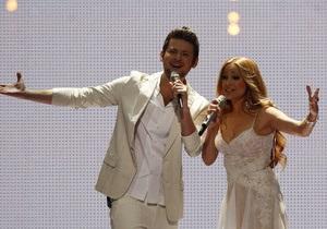 Азербайджан победил на Евровидении-2011